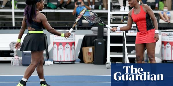Serena Williams comes from behind to beat sister Venus at Top Seed Open