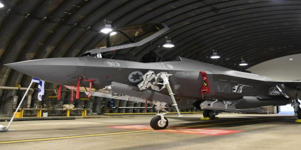 Sabre-Rattling: Israel Warns Its Stealthy F-35I Can Reach Iran and Syria