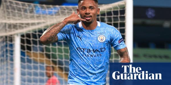 Gabriel Jesus needs extra finish to shine up front for Manchester City | Jonathan Wilson