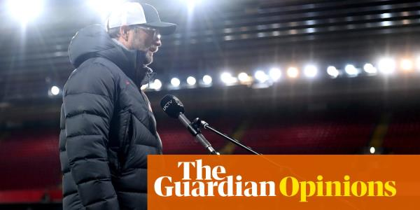 Maybe Klopp and friends should stop moaning about fixtures and get on with it | Barry Glendenning
