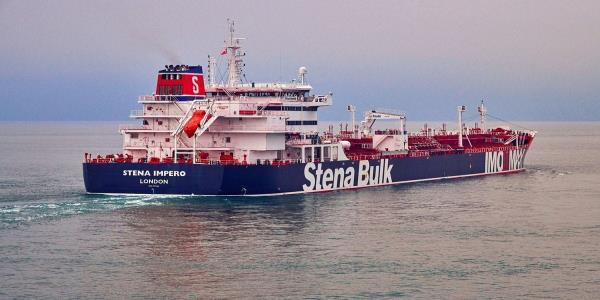 British-flagged tanker seized by Iran in escalation of Gulf tensions as second ship also veers off course