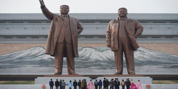North Korean economy shrinks at fastest rate in 21 years under US sanctions and drought