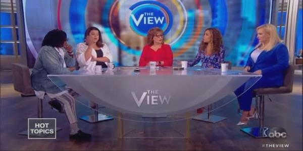 Meghan McCain Clashes With 'View' Co-Hosts on Tulsi Gabbard: She's No 'Russian Stooge'