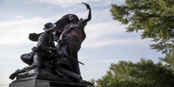 Atlantas confederate monuments: how do 'context markers' help explain racism?