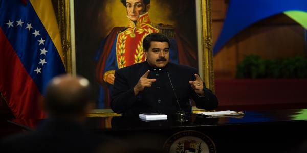 U.S. Headed Toward Blockade of Venezuela, Trump Official Says