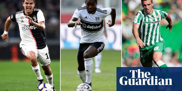 Tottenham agree terms with Dybala while Sessegnon and Lo Celso await medicals