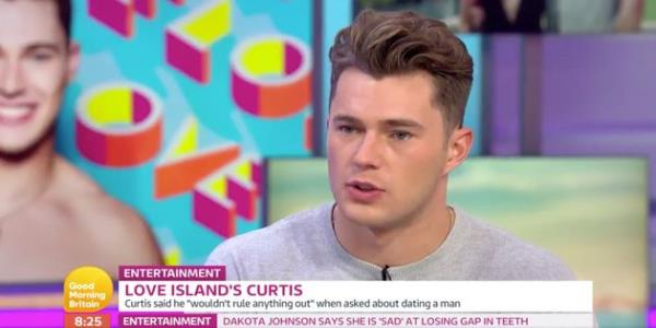 Good Morning Britain Hosts Accused Of Trying To Force Curtis Pritchard To Come Out As Bisexual In Uncomfortable Interview