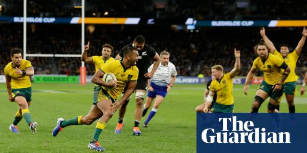 Against all odds: Wallabies restore pride against All Blacks