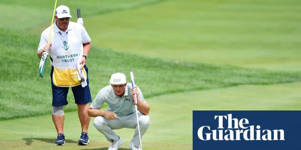 Hurry up and make an example of Bryson DeChambeau over slow play