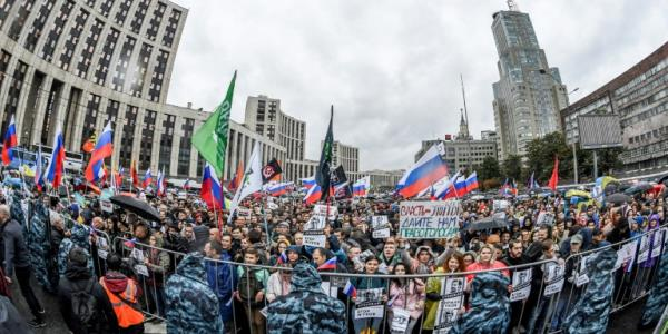 Moscow set for fresh protests after month of rallies
