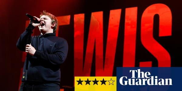 Lewis Capaldi review – an ecstatic sense of homecoming