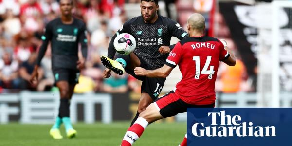 Jürgen Klopp happy to keep his middle eight varied and in tune