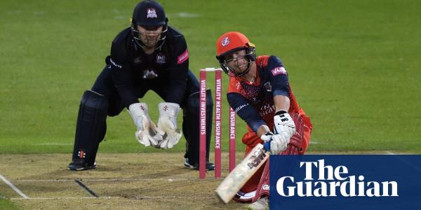 County cricket talking points: its all to play for in the T20 Blast