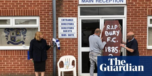 The Fiver | This whole sorry saga at Bury