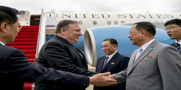 North Korea foreign minister calls Pompeo poisonous plant