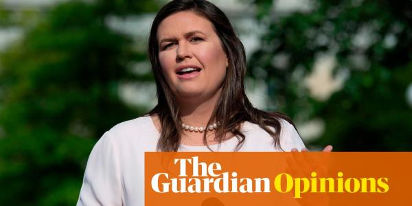 Fox News is a dangerous state propaganda outlet. Sarah Sanders job confirms that | Nathan Robinson