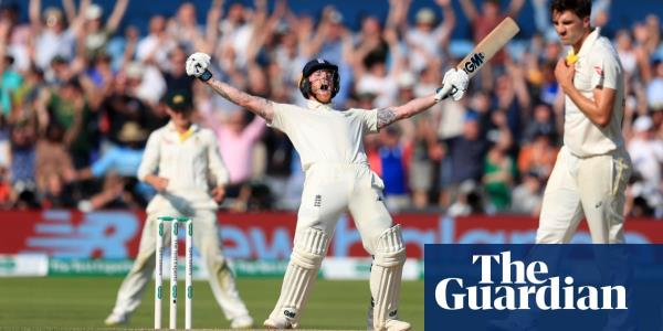 Ben Stokes inspires England to sensational third Test win over Australia