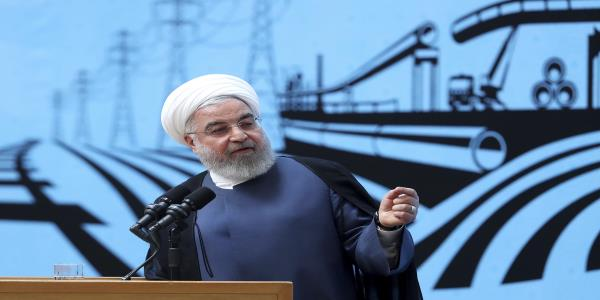 Iranian president: First lift sanctions, then lets talk