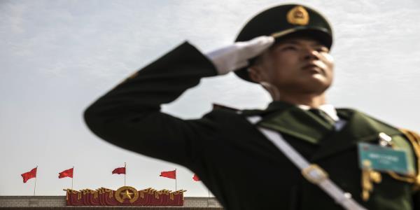 Chinese Communist Party's Top Leadership to Convene in October