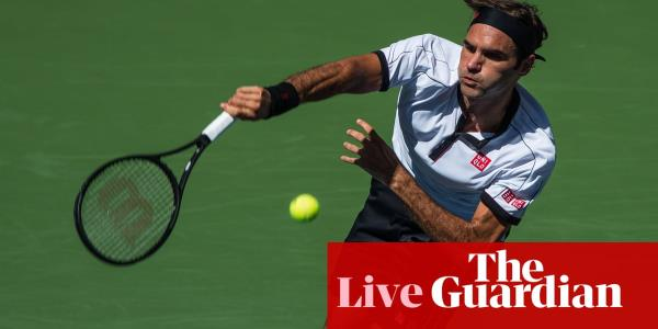 US Open 2019: Federer, Konta, Barty, Serena Williams and more – live!