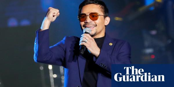 Manny Pacquiao launches own cryptocurrency at concert debut
