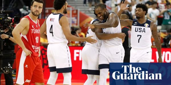 USA pushed to limit by Turkey at Fiba World Cup in closest game since 2006
