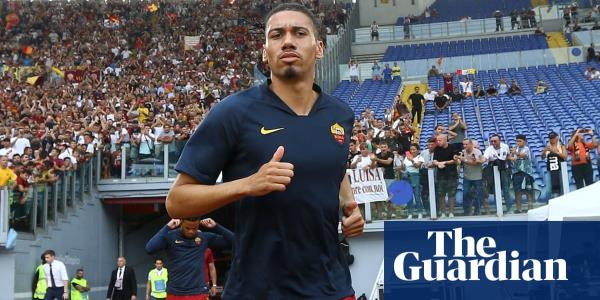 Chris Smalling describes racism as 'unacceptable' as he settles in at Roma