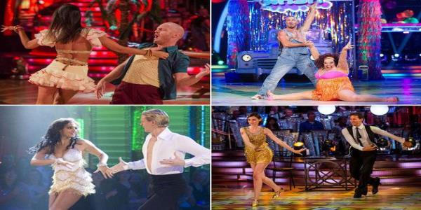 Strictly Come Dancings Best Ever Routines, From Caroline Flacks Charleston To Alesha Dixons Cha-Cha