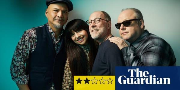 Pixies: Beneath the Eyrie review – workaday once again