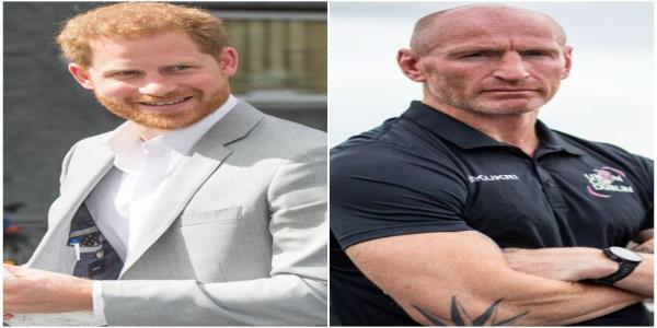 Prince Harry Sends Support To 'Legend' Gareth Thomas After He Is Forced To Go Public With His HIV Status