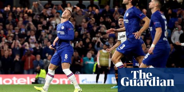 Ross Barkley's penalty miss costs Chelsea as Valencia win opener