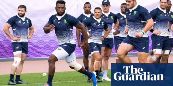 South Africa stick to winning formula for World Cup opener against All Blacks