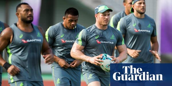 Wallabies go with Pocock-Hooper combination for World Cup opener