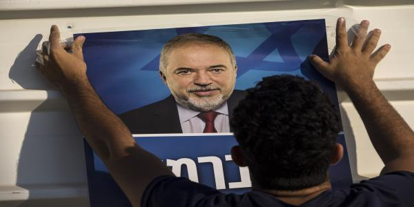 Netanyahu, rightist allies appear to fall short of majority
