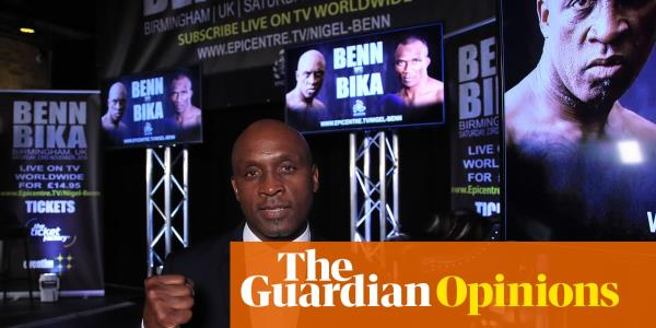 Nigel Benn's comeback at the age of 55 is a dangerous temptation of fate | Kevin Mitchell