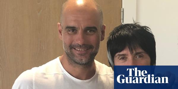 Pep Guardiola meets Johnny Marr: 'When we lose, it's as if we've killed someone'