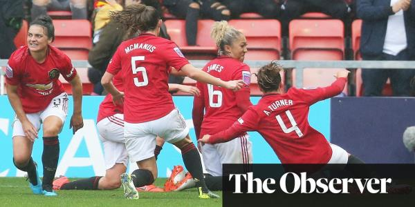 Manchester United's Lauren James ends Liverpool's resistance in WSL