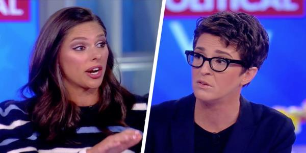 Abby Huntsman Confronts Rachel Maddow: Aren't You 'Part of the Problem?'