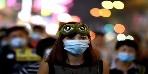 Pepe the protest frog? Hong Kong kids arent alt-right