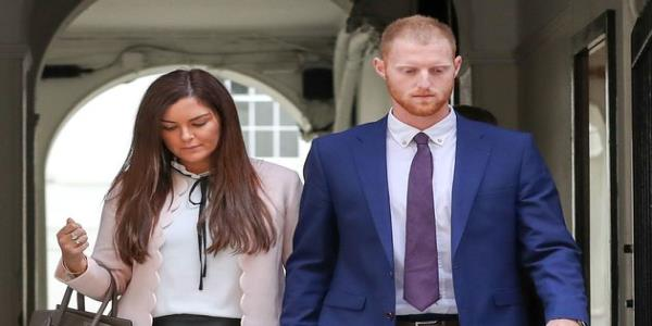 Ben Stokes Wife Dismisses Claims Of Physical Altercation Between Couple