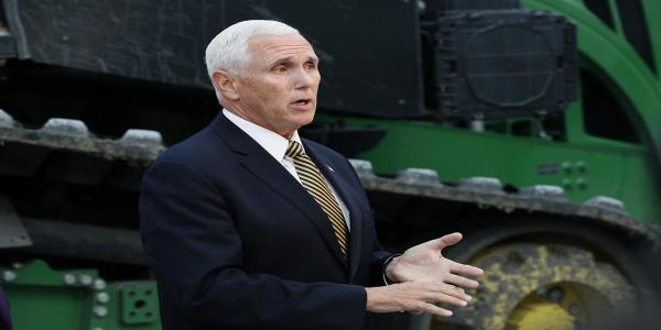 Pence says he's working to release transcripts of his calls with Ukraine leader