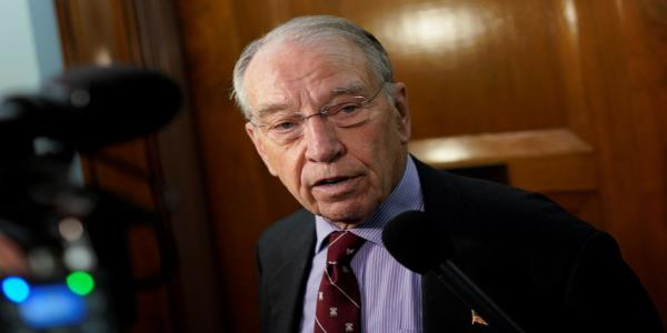 Grassley Seeks Update after Asking DOJ to Investigate Swetnick and Avenatti's Kavanaugh Allegations