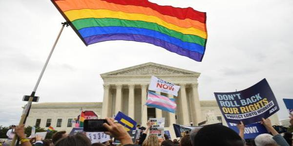 Will the US supreme court protect gay and trans peoples rights at work?