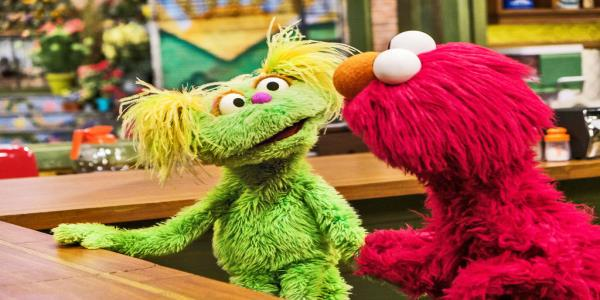 Sesame Street takes on the opioid addiction and more news from the week