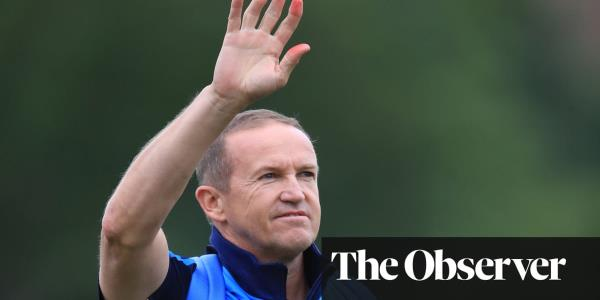 Former England head coach Andy Flower leaves ECB after 12 years