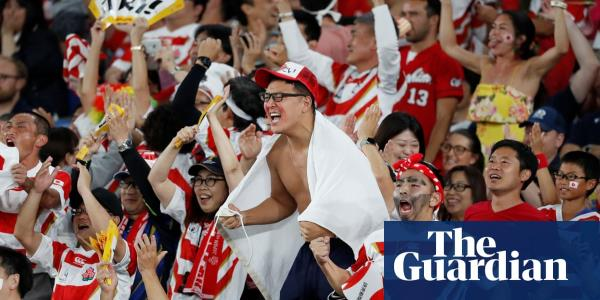 Japans heroics have fans daring to dream at Rugby World Cup