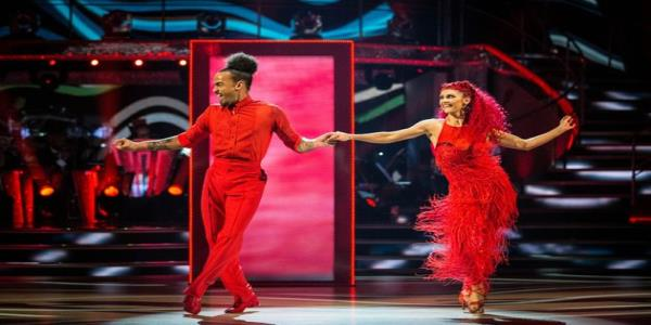 James Jordan Hits Out At Lying Strictly Judges Over Dev And Diannes Shock Exit
