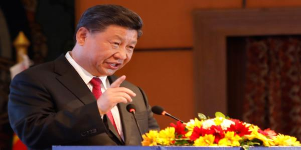 China's Xi warns efforts to divide China will end with 'crushed bodies and shattered bones