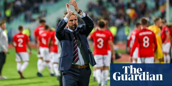 Gareth Southgate praises England players for making 'major statement'