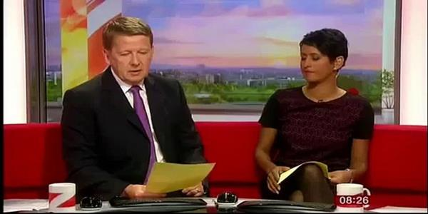 Bill Turnbull Was 'Cross' Over BBC's 'Unfair' Decision To Uphold Complaint Against BBC Breakfast Colleague Naga Munchetty